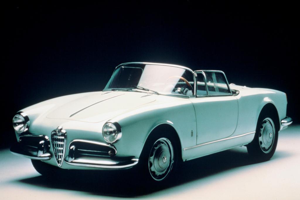 Alfa Romeo Guilietta 1955 bis 1962