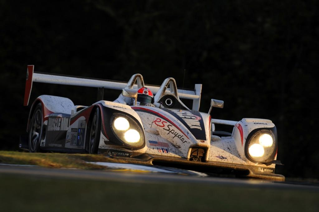 American Le Mans Series - PS-Party in Petit Le Mans
