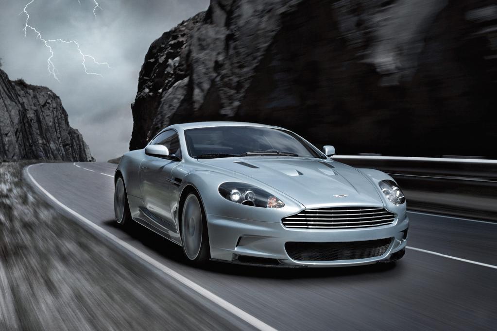 Aston Martin Modelle wie das DBS Coupé aus den Baujahren 2007 - 2008 sind ebenfalls vom Rückruf betroffen.