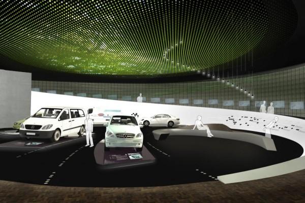 Auto-Museum hat die Zukunft im Blick