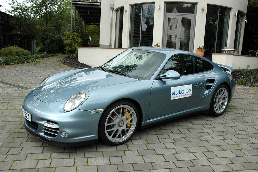 Auto im Alltag: Porsche 911 Turbo S Coupé