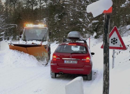 AvD fordert klare Winterreifen-Regelung