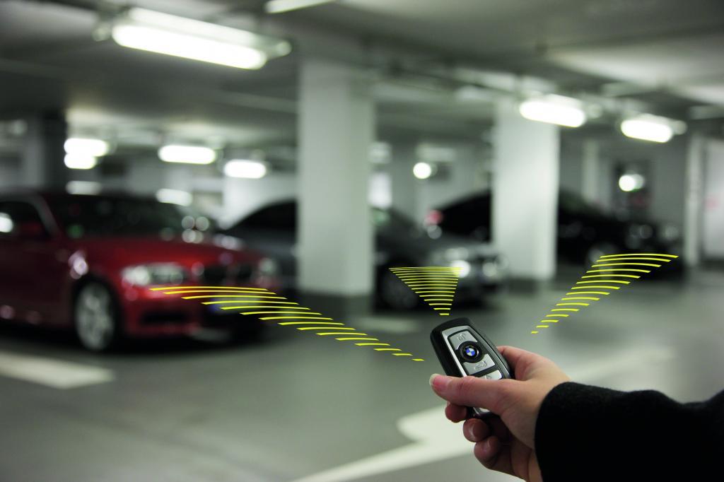BMW-Innovationen - Ein Schlüssel für alle Lebenslagen