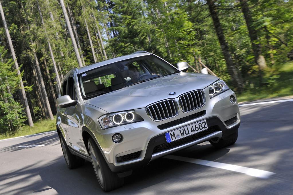BMW X3: Sportlicher US-Bayer