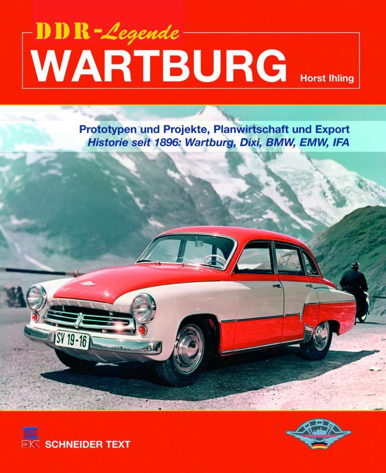 Buchvorstellung: Wartburg-Wissen aus erster Hand