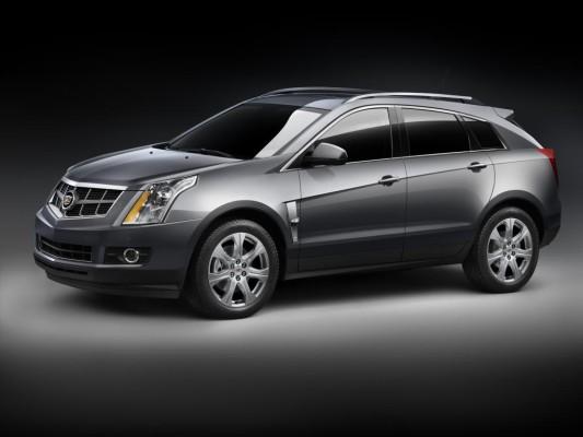 Cadillac ruft knapp 4000 SRX in den USA und China zurück