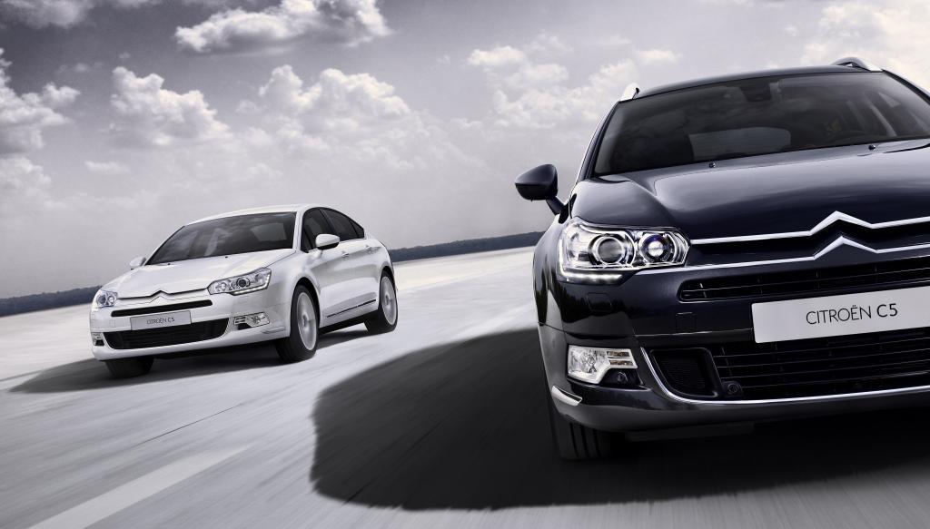 Citroën überarbeitet den C5