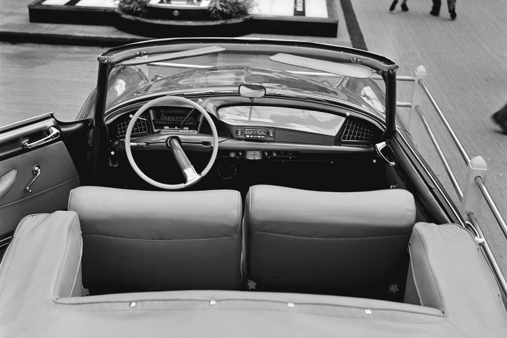 Citroen DS 19 Cabriolet Lla Croisette von Chapron aus dem Jahre 1958