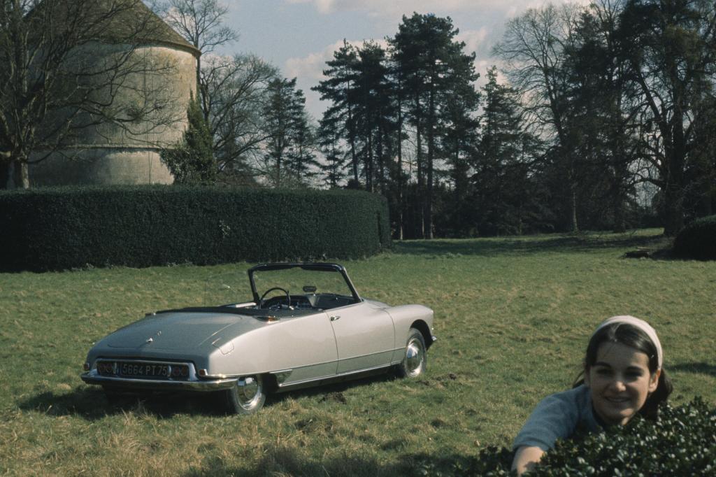 Citroen DS 19 Cabriolet von 1964