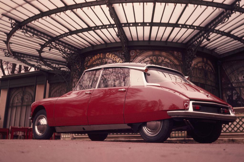 Citroen DS 19 von 1960