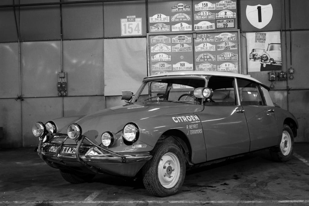 Citroen DS 21 Rallye, 1969
