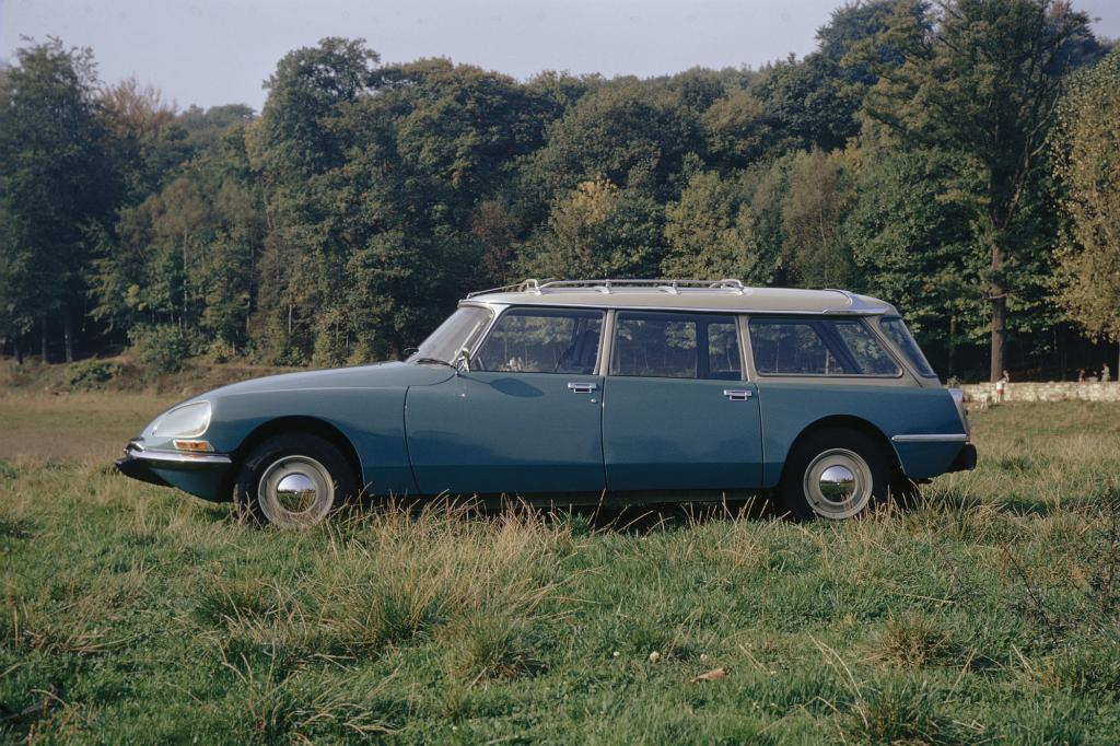 Citroen DS 23 Break, 1974
