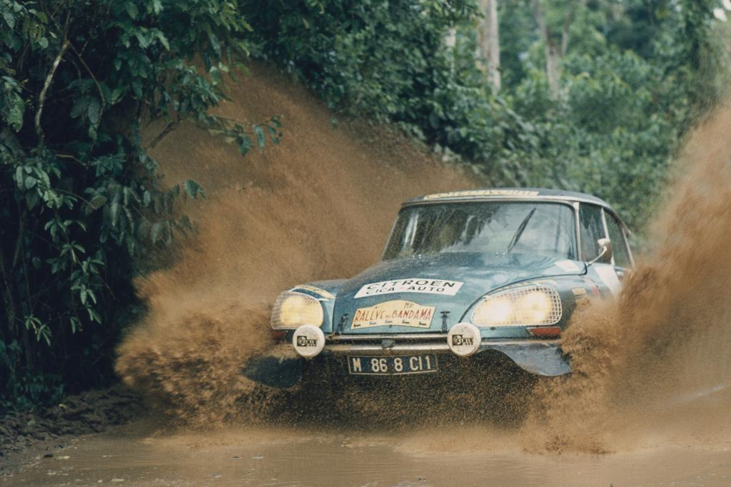 Citroen DS 23 Rallye Bandama, 1972