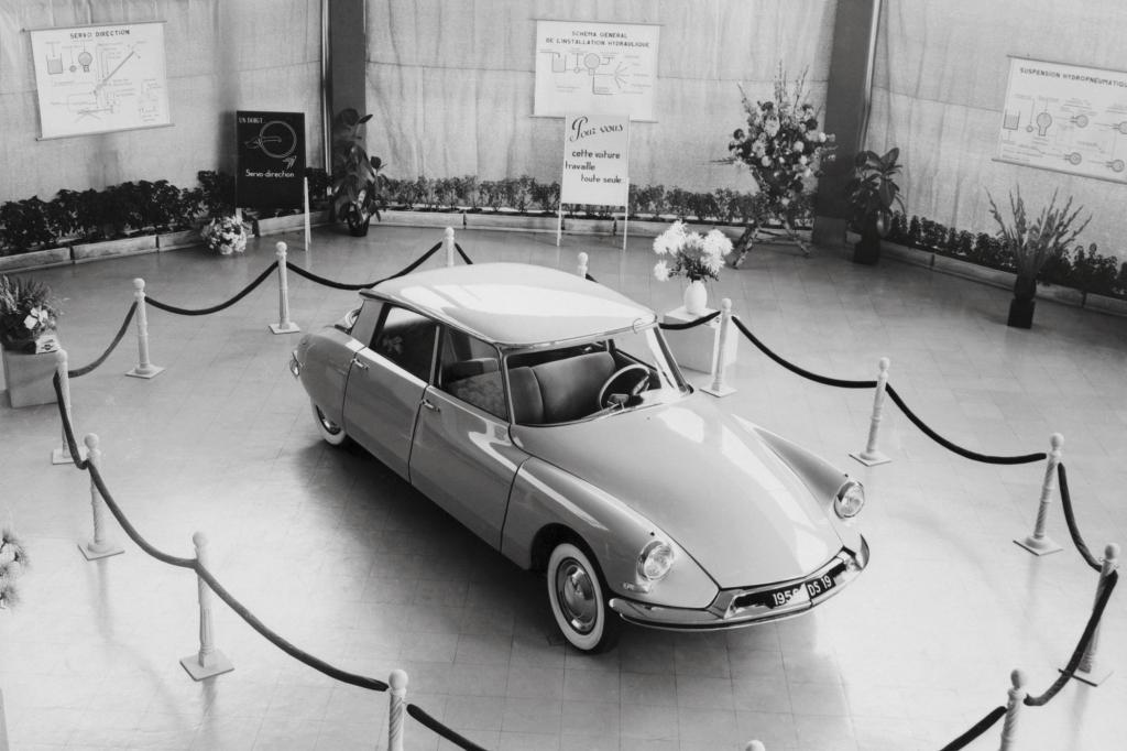 Citroen DS von 1956