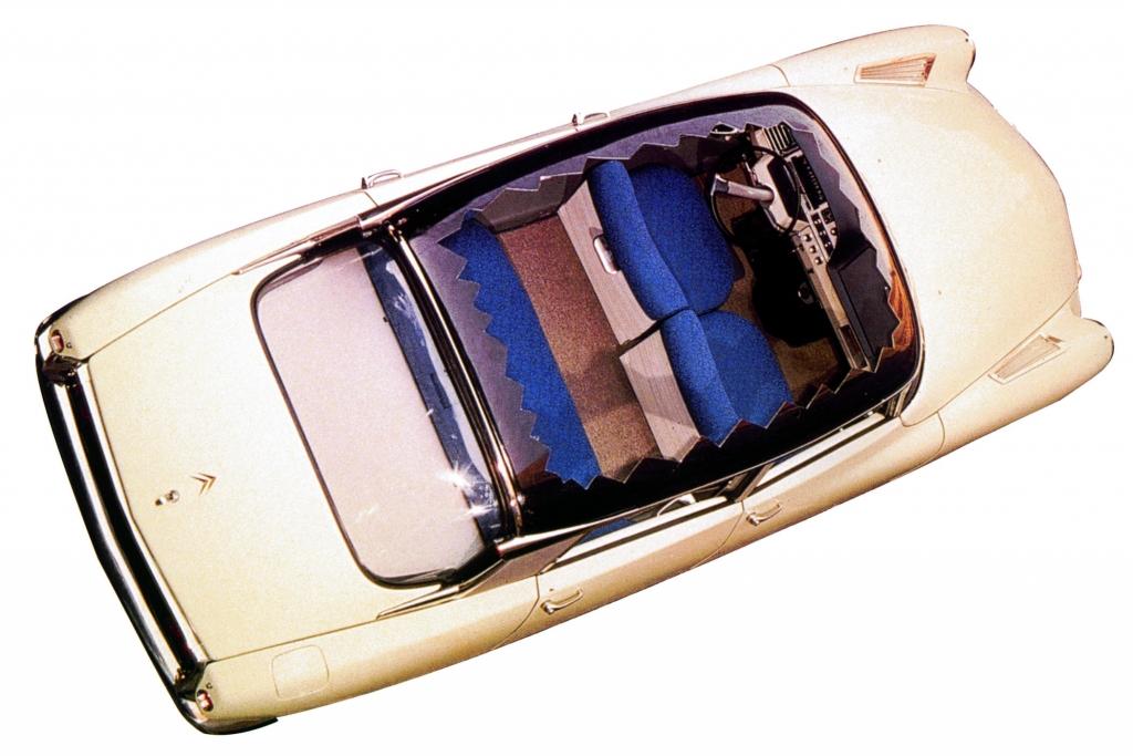 Citroen DS von 1961