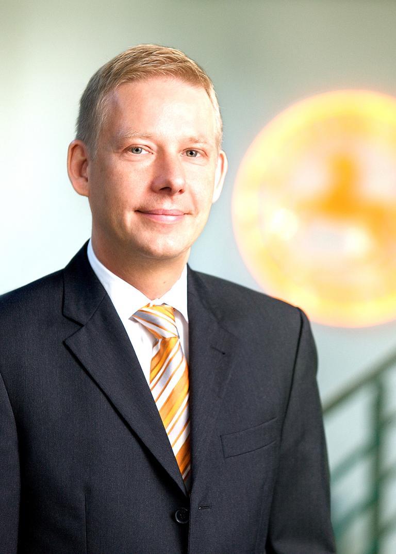 Continental-Mann Dr. Andreas Topp: