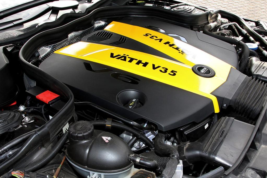 Das Motortuning auf 210 kW/267 PS gibt es ab vergleichsweise