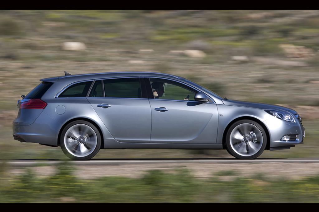 Der Opel Insignia ist ein klassischer Lifestyle-Kombi