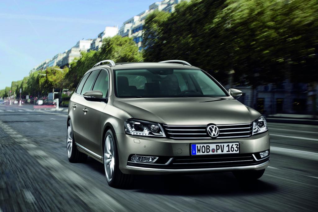 Der VW Passat will nach einer Renovierung Bestseller bleiben