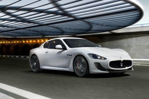 Deutschlandpremiere des Maserati Gran Turismo MC Stradale