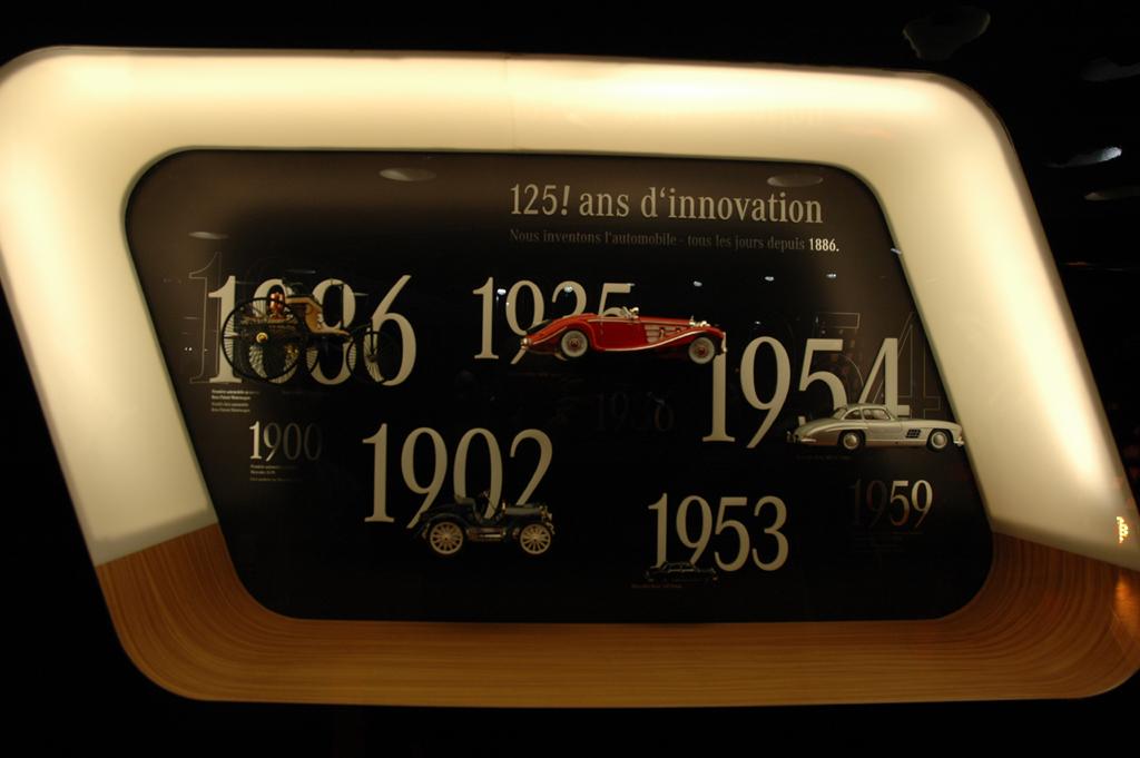 """Die Geschichte von Mercedes ist reich an """"magischen"""" Innovationen."""
