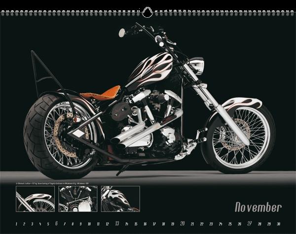 Ein schönes Geschenk für Biker-Fans