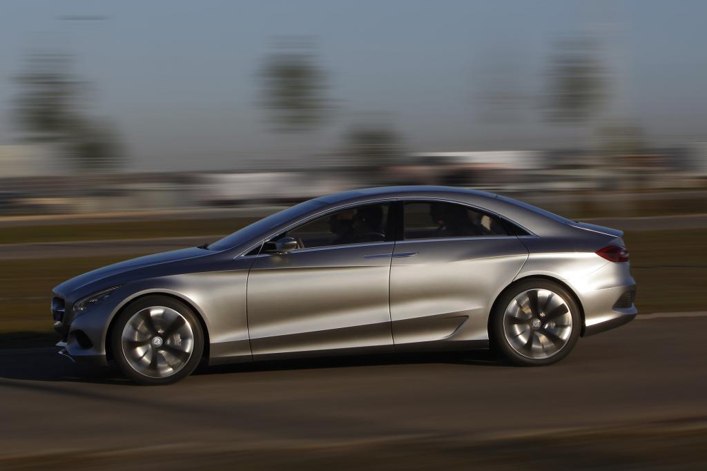 Für angemessenen Vortrieb ist gesorgt: Der F800 Style dürfte locker 250 km/h erreichen
