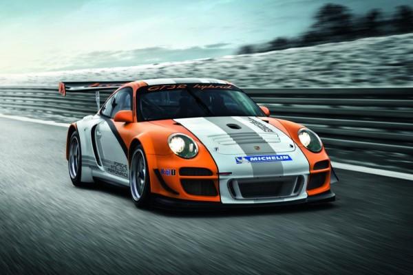Für die Straße kein Thema - Porsche KERS-Hybrid