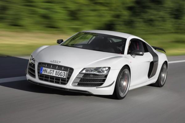 Fahrbericht: Audi R8 GT - So wird der Schöne zum Biest