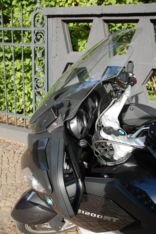 Fahrbericht BMW R 1200 RT: Touring vom Feinsten