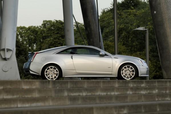 Fahrbericht: Cadillac CTS-V Coupé - Eiliger Exot