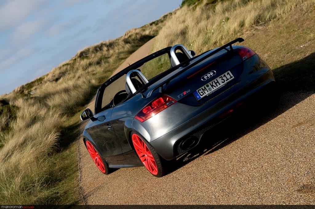 Fahrbericht Heron TTRS Roadster: Eine Extraportion Wumms bitte...