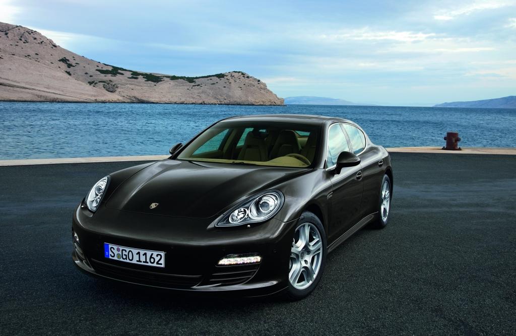 Fahrbericht Porsche Panamera S: Schneller Gleiter