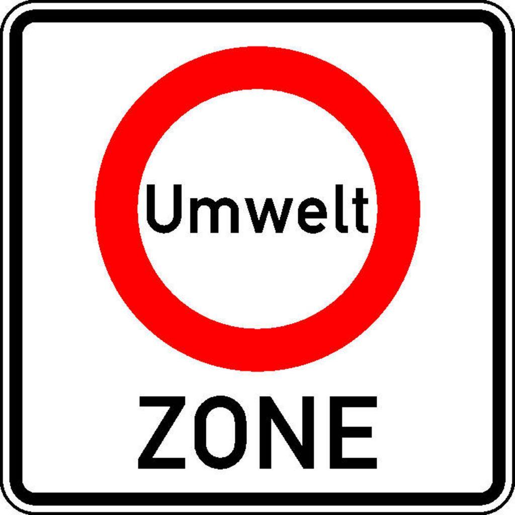 Fahrt in die Umweltzone - Ausnahmen bestätigen die Regel