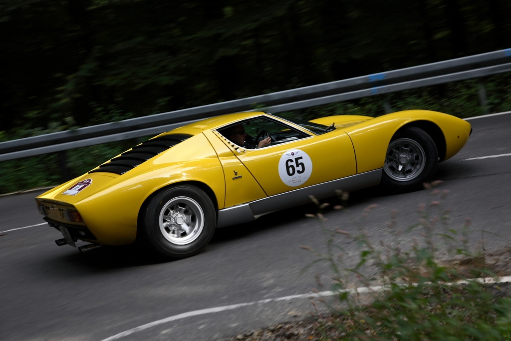 Faszination Lamborghini - Miura SV