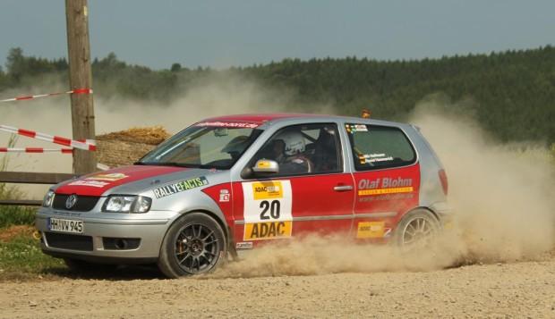 Finale im ADAC-Rallye-Masters