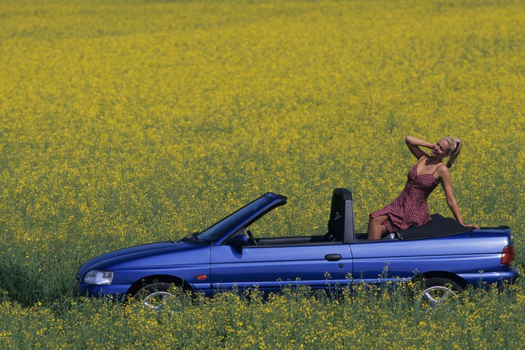 Ford Escort Cabrio, 1997