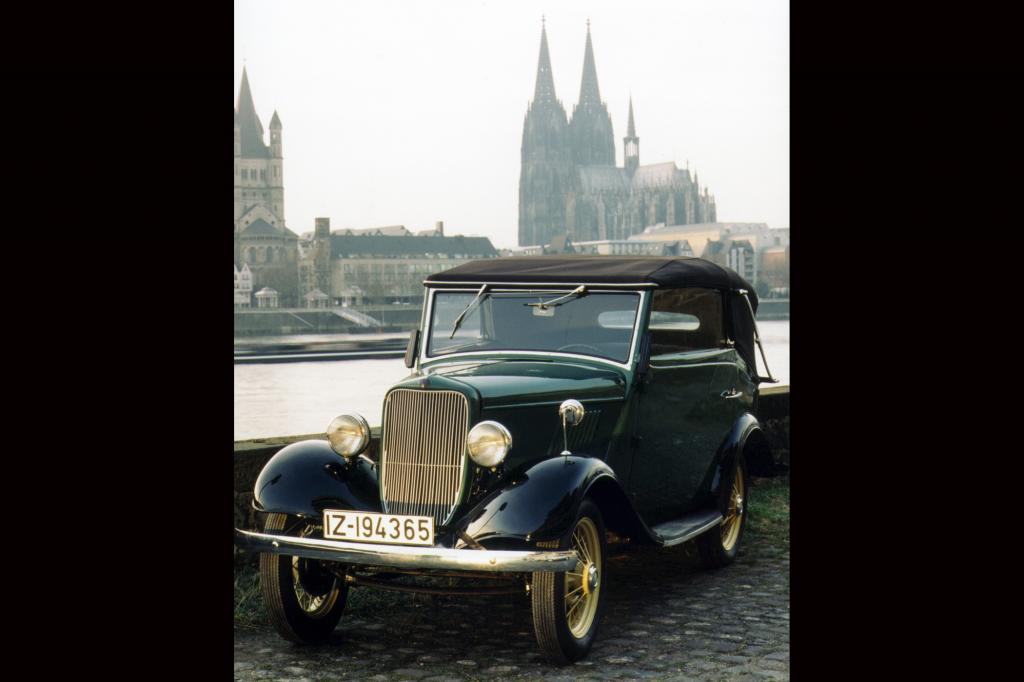 Ford Köln, 1932