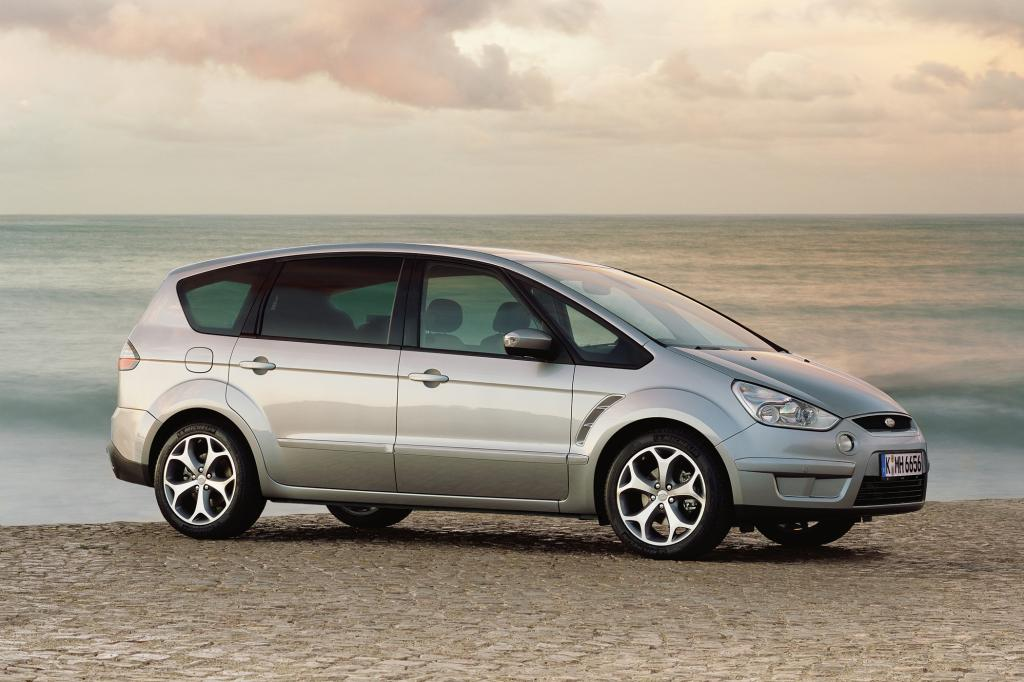 Ford S.Max, 2006