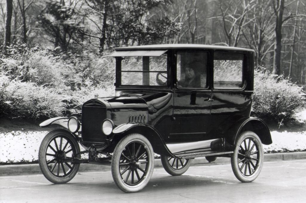 Ford T-Modell, 1925