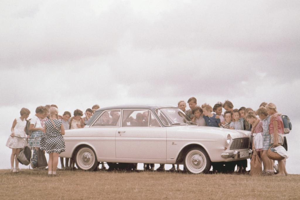 Ford Taunus 12MP4 Cardinal, 1962