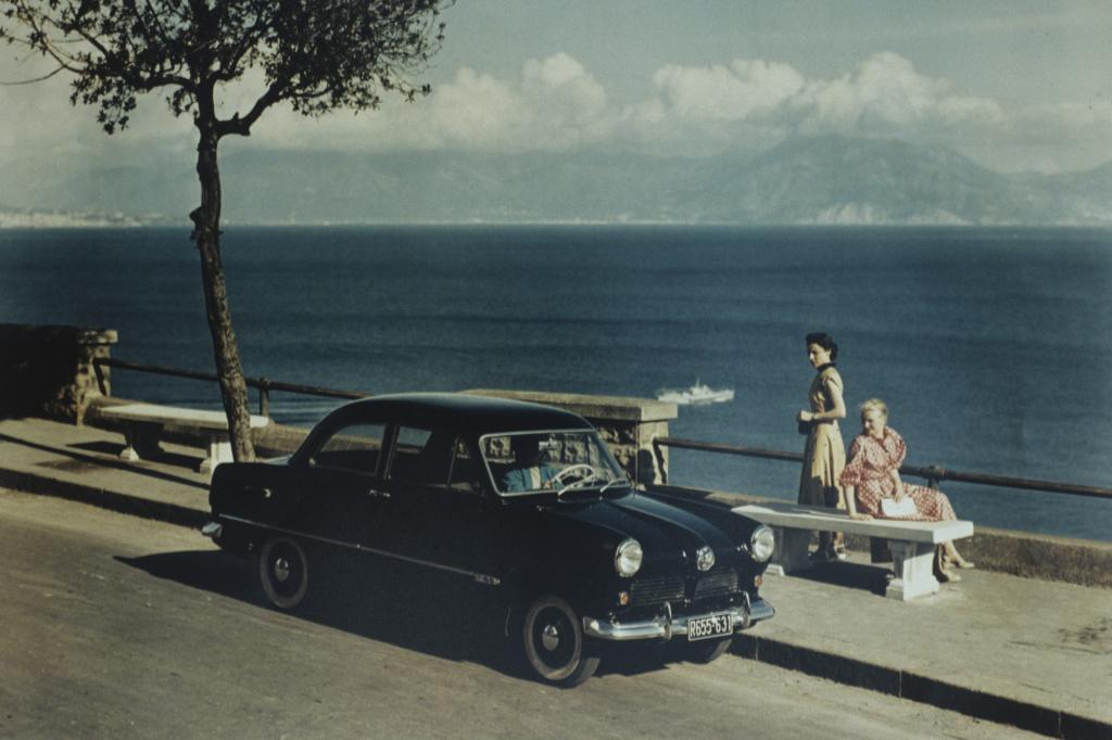 Ford Taunus 12m Weltkugel, 1952
