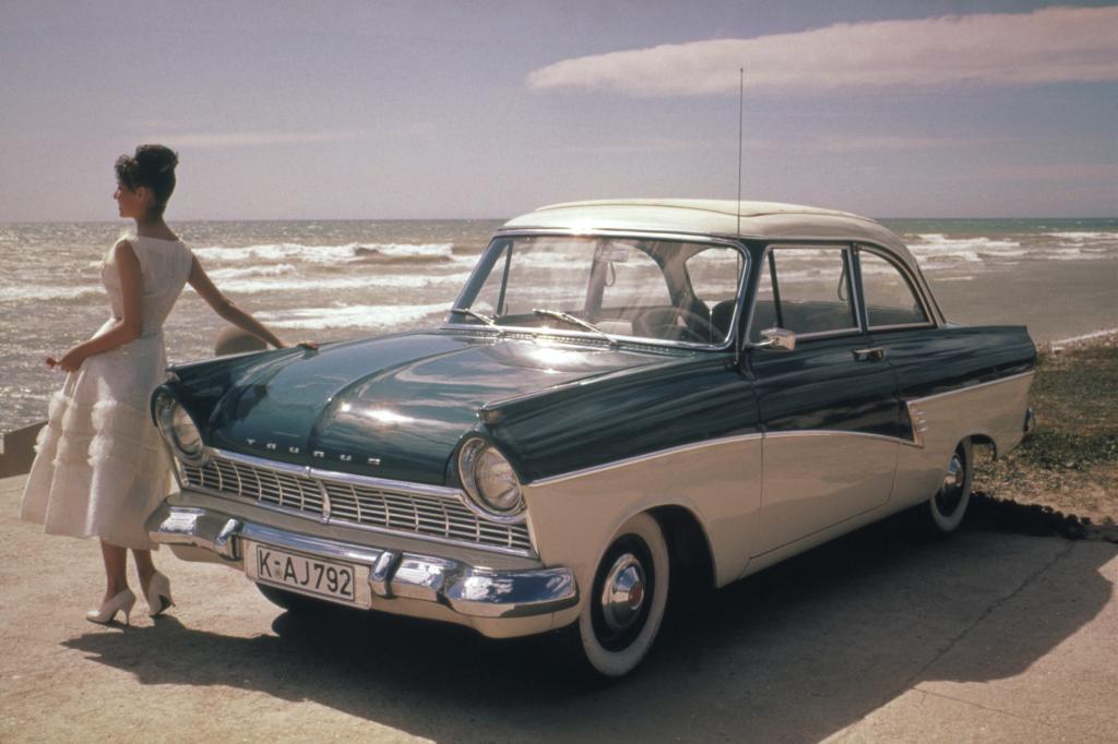 Ford Taunus 17M, 1957