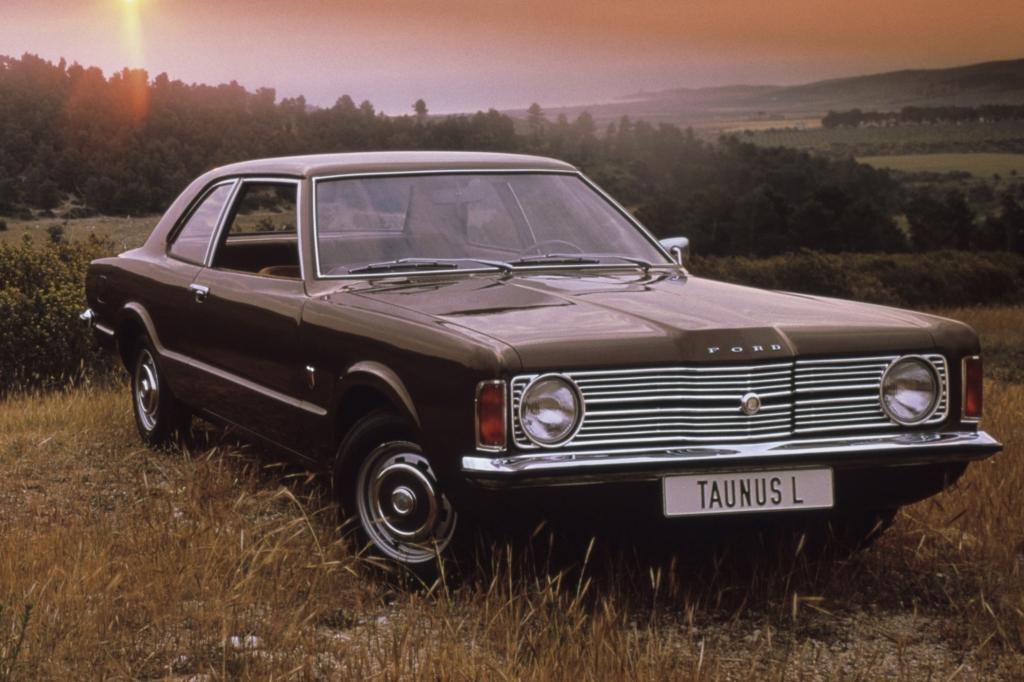 Ford Taunus, 1970