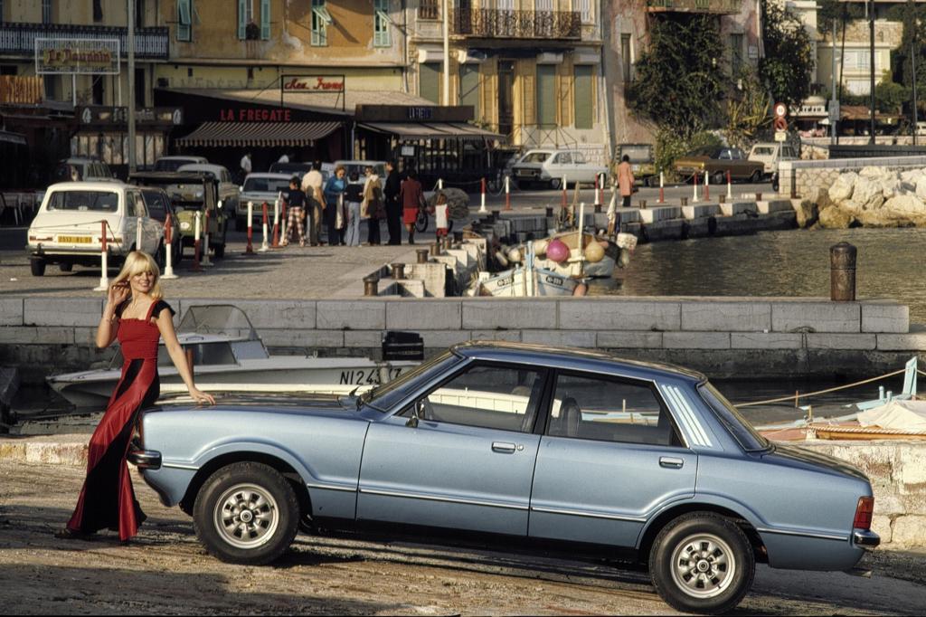 Ford Taunus, 1976