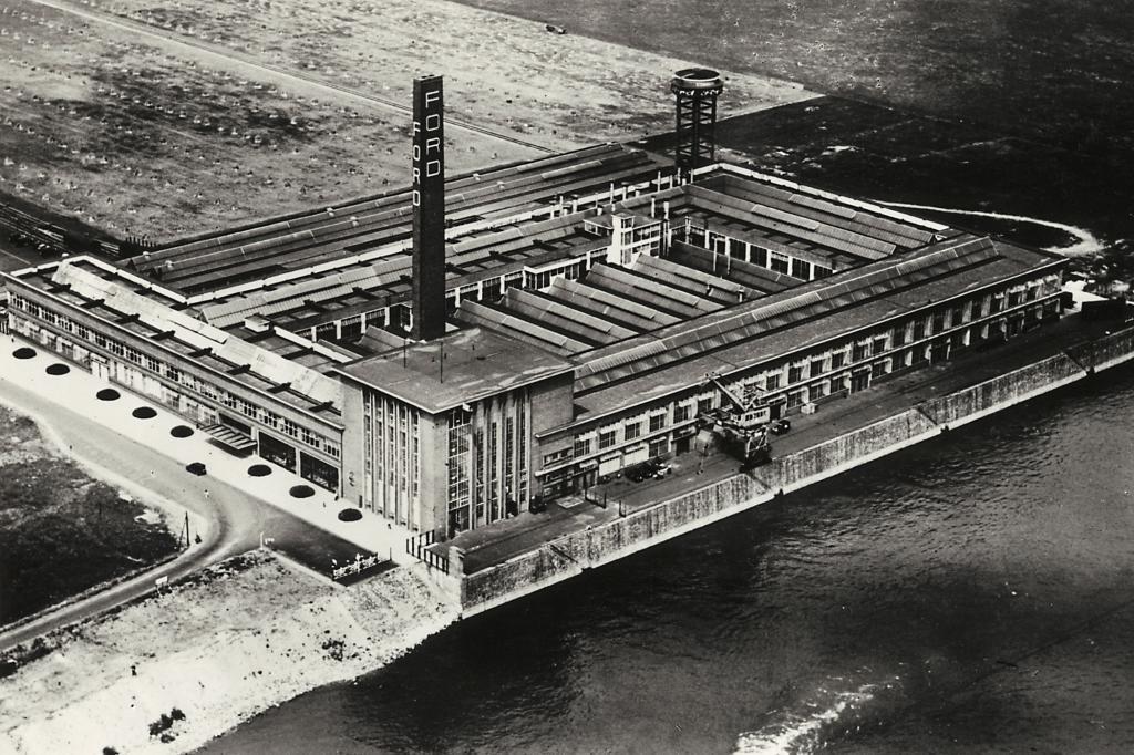 Ford Werke Köln-Niehl, 1931