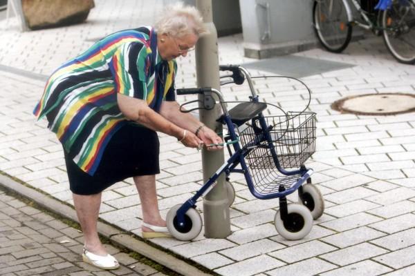 Fußgängerschutz: Senioren besonders gefährdet
