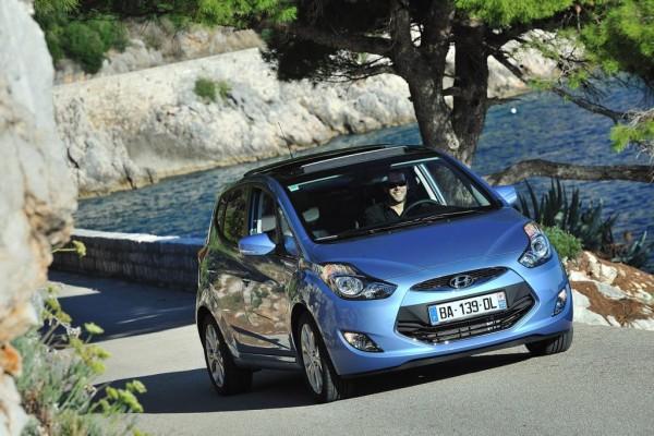 Hyundai ix20: Kompakte Familienkutsche