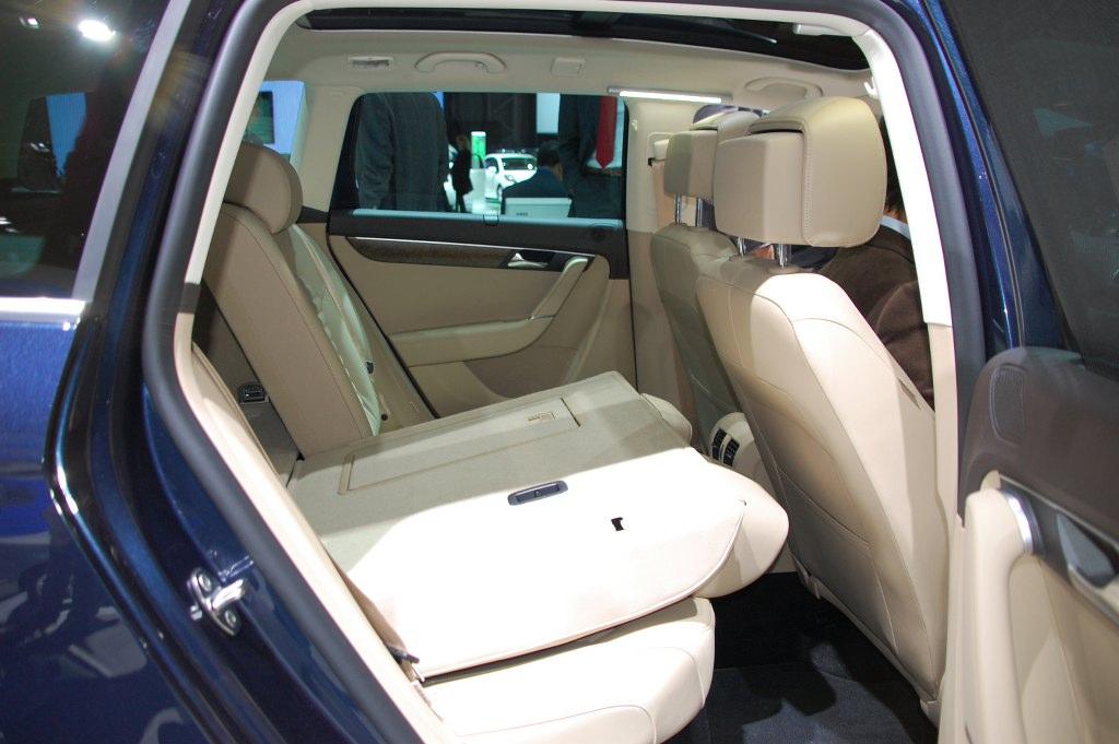 Im neuen Niedersachsen-Stil - VW Passat