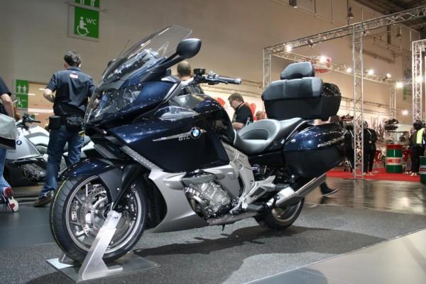 Intermot 2010. BMW stellt neue Sechszylinder-Baureihe vor
